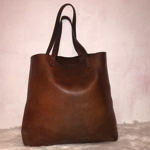 Madewell Brown Bag